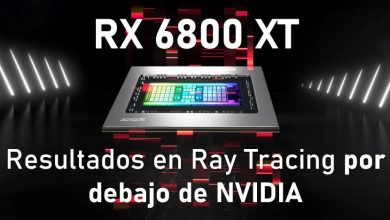 Photo of Rendimiento de la RX 6800 XT en Ray tracing: claramente por debajo de la RTX 3080