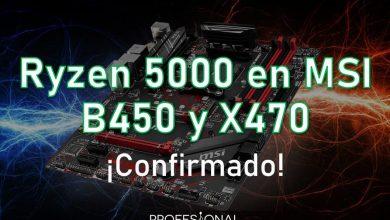 Photo of MSI confirma que ofrecerá soporte a Ryzen 5000 en B450 y X470