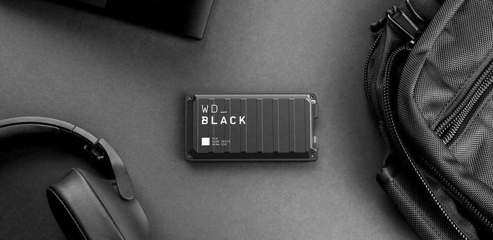 western digital black P50