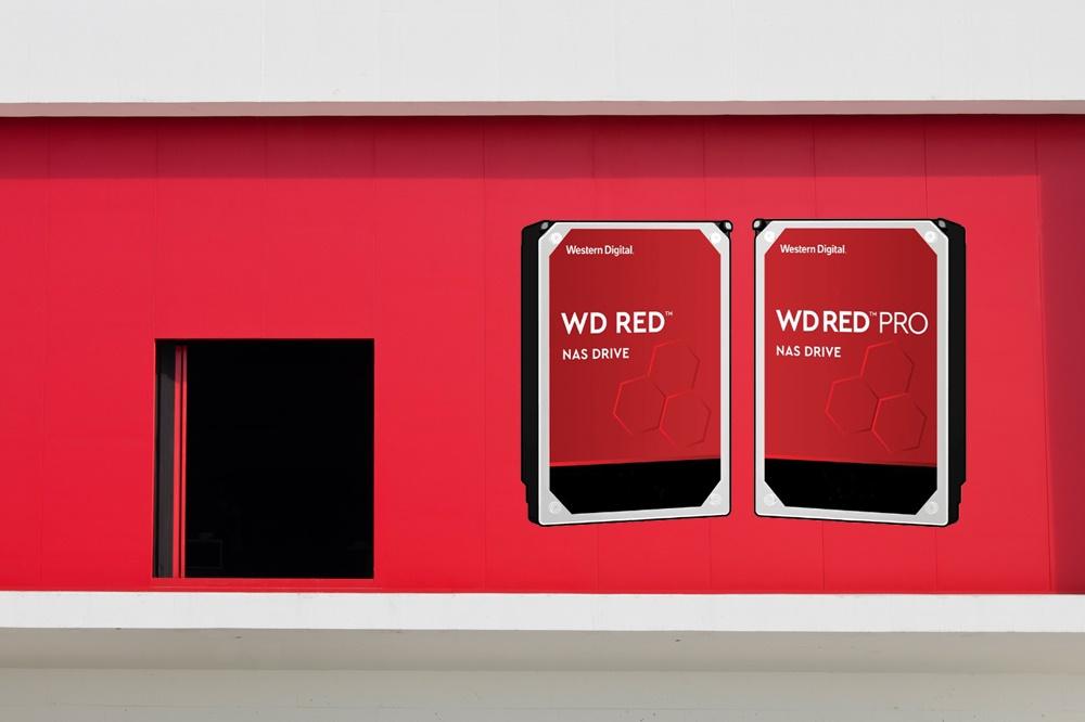 western digital red
