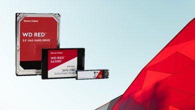 Photo of WD Red, la gama de almacenamiento ideal para construir tu NAS