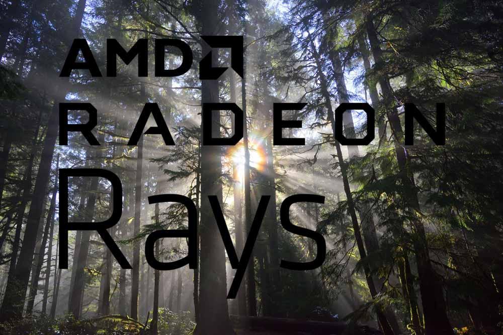 AMD Radeon Rays GPUOpen