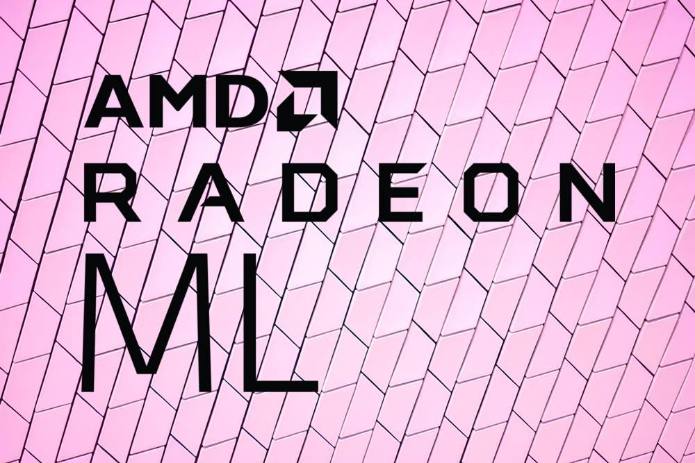 AMD GPUOpen Radeon ML
