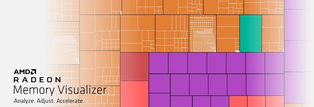 Radeon Memory Visualizer