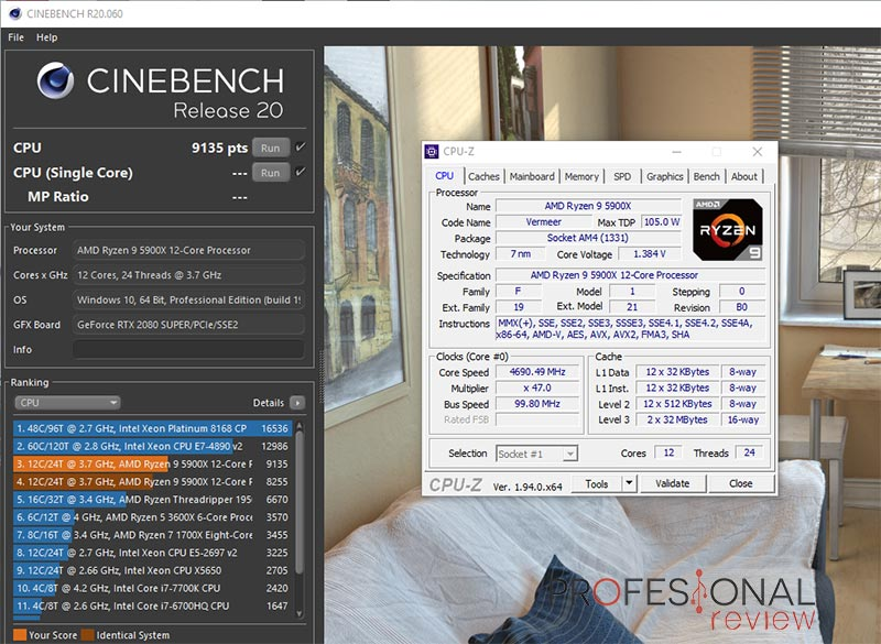 AMD Ryzen 9 5900X Overclocking