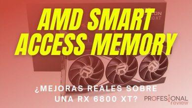 Photo of ¿Cuánto mejora una RX 6800 XT con un Ryzen 9 5900X con Smart Access Memory activado?