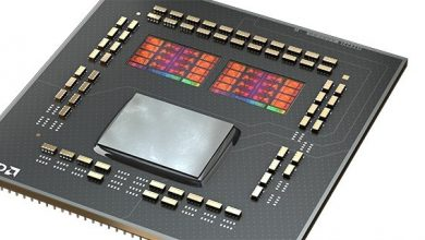 Photo of AMD Zen 3, descubrimos su mapa completo y superficie total