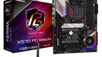 Photo of ASRock X570 PG Velocita!, Nueva placa base para AMD Ryzen 5000
