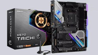 Photo of ASRock X570 Taichi añade soporte para 1.8V en memorias DDR4