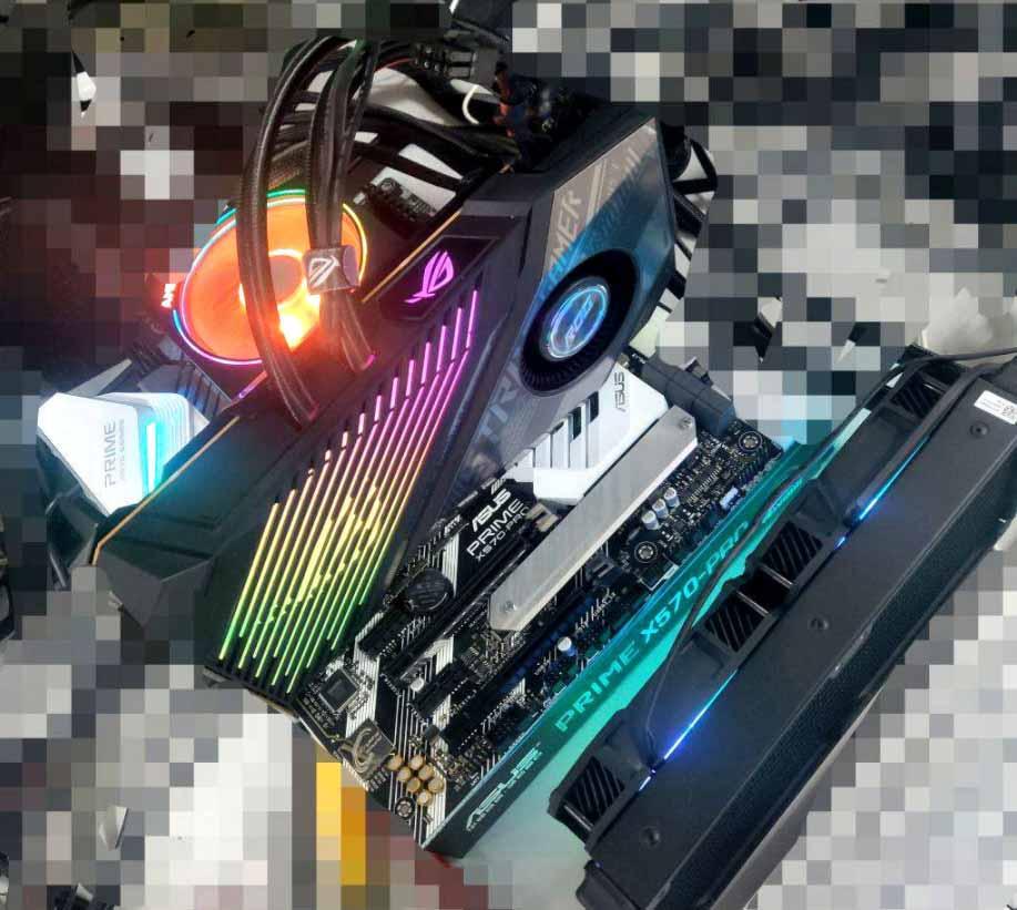 ASUS RX 6800 XT ROG STRIX LC