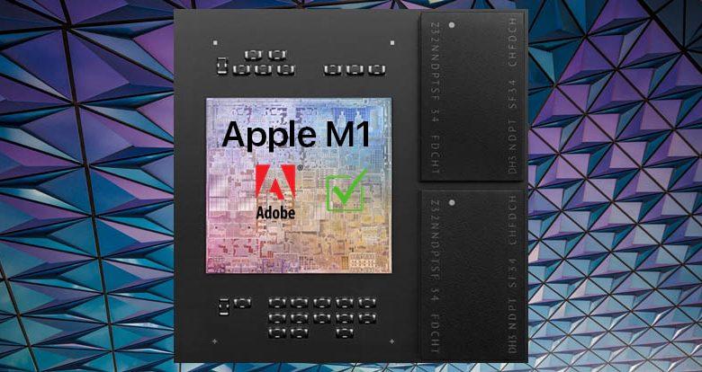 Photo of Apple M1 supera a un equipo con i7 y GTX 1060 en la suite de Adobe