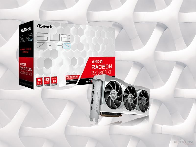 Asrock rx 6800 xt sub zero