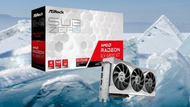 Photo of ASRock busca la máxima frecuencia con su GPU RX 6800 XT Sub Zero