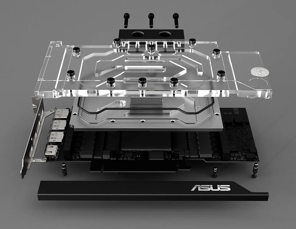Asus EKWB RTX 3090