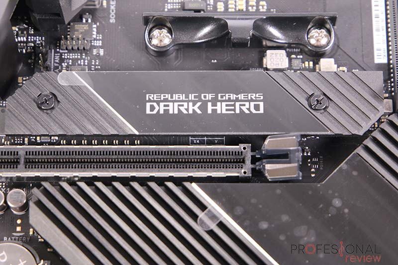 Asus ROG Crosshair VIII Dark Hero Review