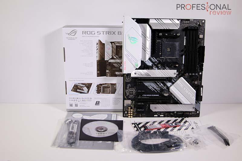 Asus ROG Strix B550-A Gaming Review