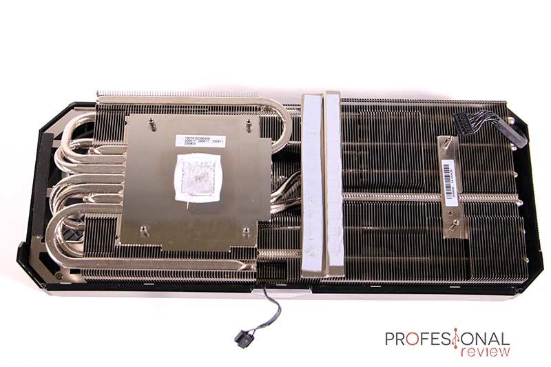 Asus ROG Strix RTX 3060 Ti O8G Gaming Disipador