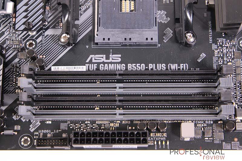 Asus TUF Gaming B550 Plus Wi-Fi Review