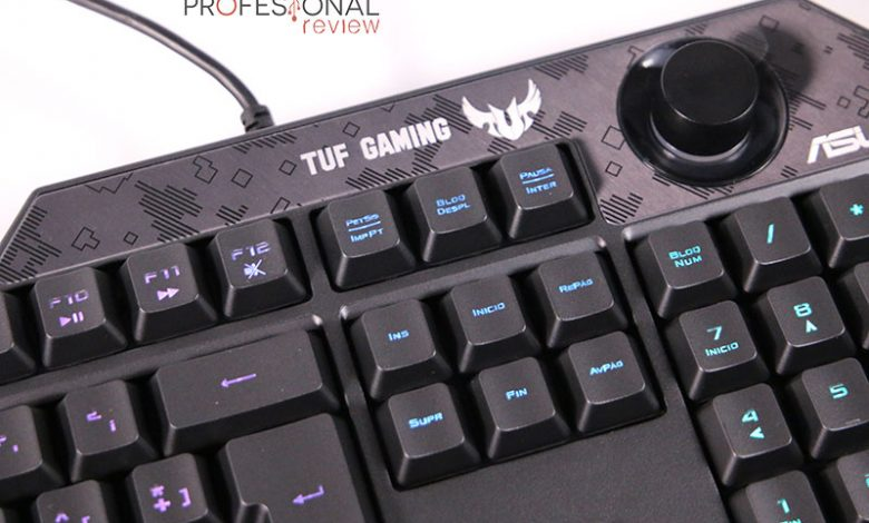 Photo of Asus TUF Gaming K1 Review en Español (Análisis completo)