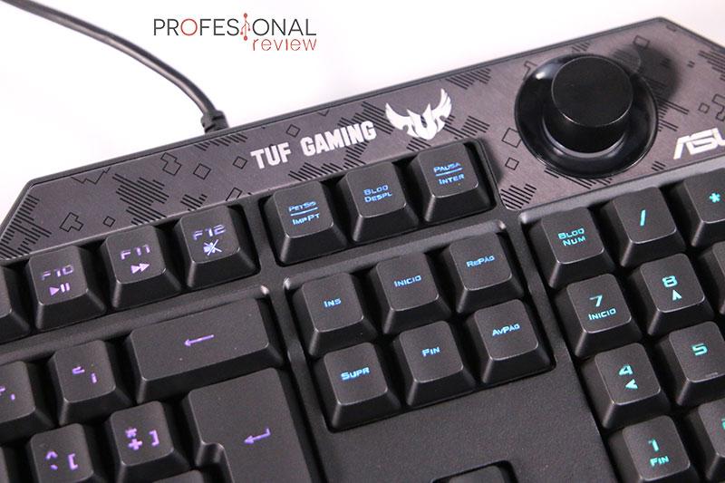 Asus TUF Gaming K1 Review