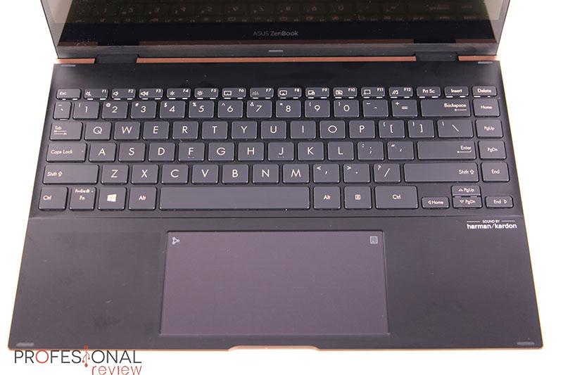Asus Zenbook Flip S UX371 Teclado