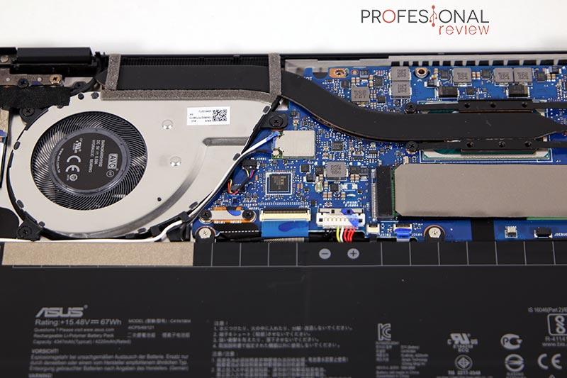 Asus Zenbook Flip S UX371 Disipador