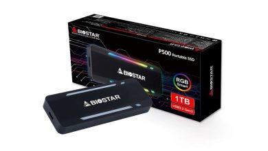 Photo of Biostar P500, Almacenamiento portátil USB con hasta 2TB de capacidad