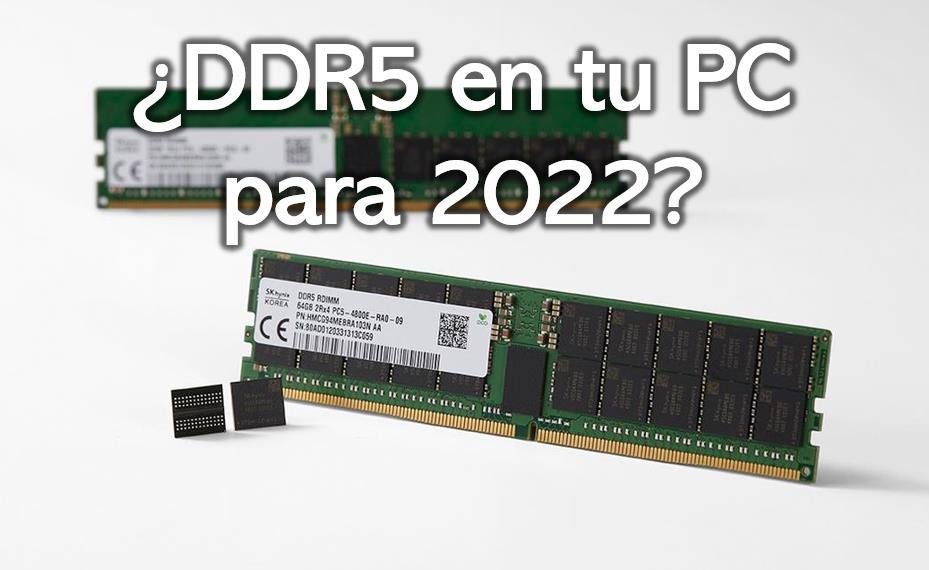 DDR5 2022
