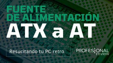 Photo of Cómo usar una fuente ATX como AT para revivir un ordenador viejo