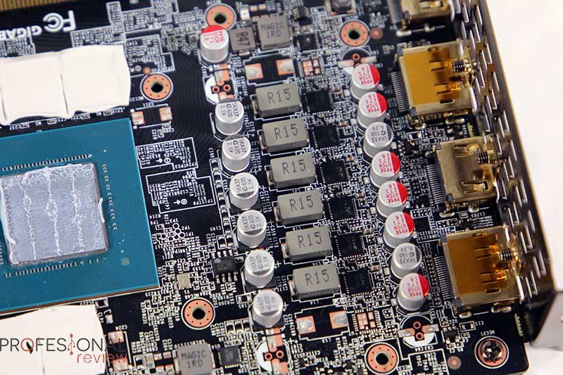 Gigabyte RTX 3060 Ti EAGLE 8G PCB