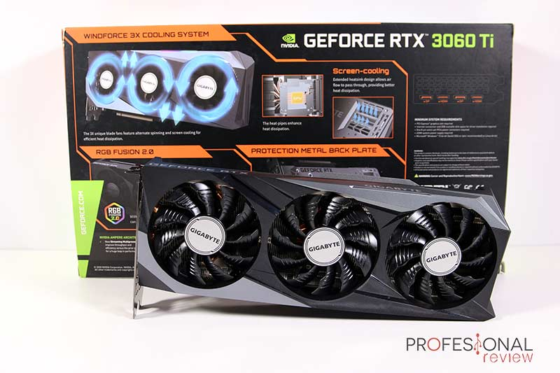 Gigabyte RTX 3060 Ti Gaming OC Pro 8G Review