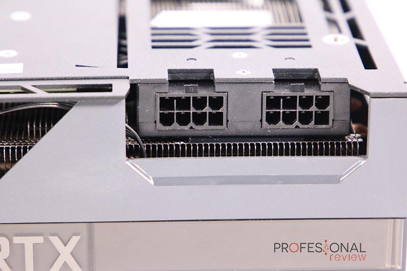 Gigabyte RTX 3080 EAGLE OC 10G Puertos