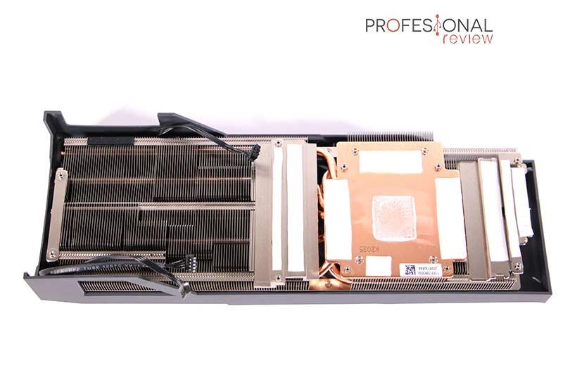 Gigabyte RTX 3080 EAGLE OC 10G Disipador