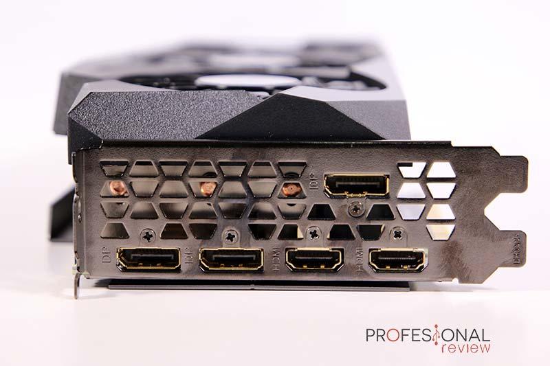 Gigabyte RTX 3090 Gaming OC 24G Puertos