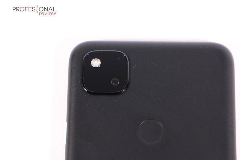 Google Pixel 4a Cámara