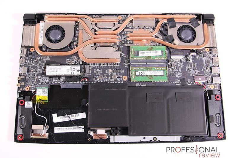 MSI Bravo 17 Hardware