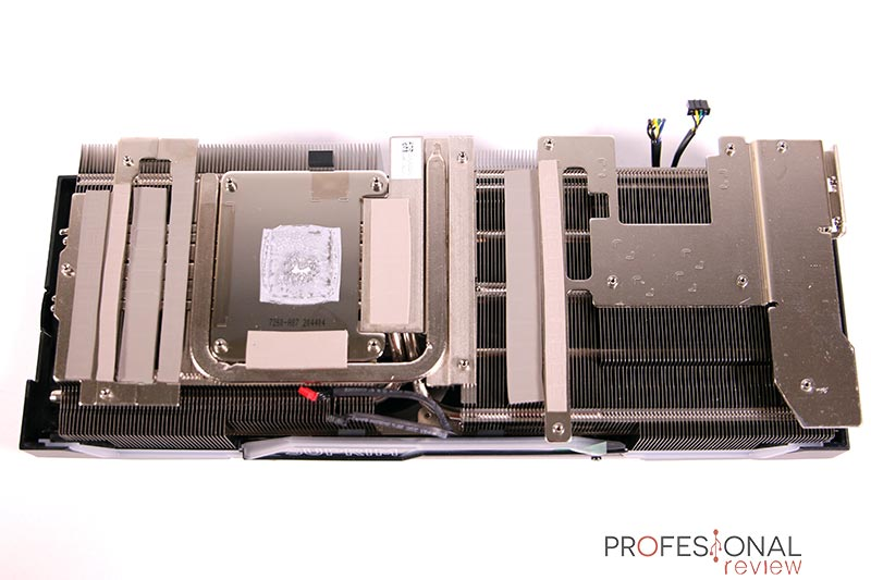 MSI RTX 3080 SUPRIM X 10G Disipador