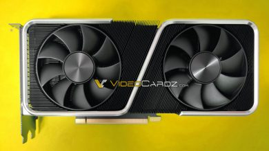 Photo of GeForce RTX 3060 Ti 'Founders Edition', primeras imágenes