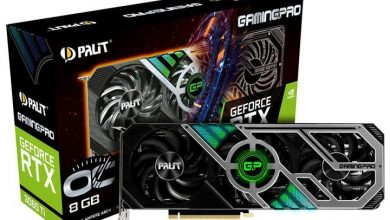 Photo of Nvidia RTX 3060 Ti DUAL OC y GamingPro de Palit son descubiertas