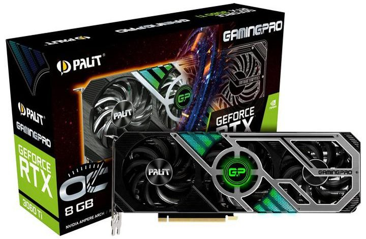 Photo of Nvidia RTX 3060 Ti DUAL OC y GamingPro de Palit son descubiertas