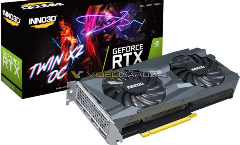 Photo of Nvidia RTX 3060 Ti listado en una tienda europea desde los 463 euros