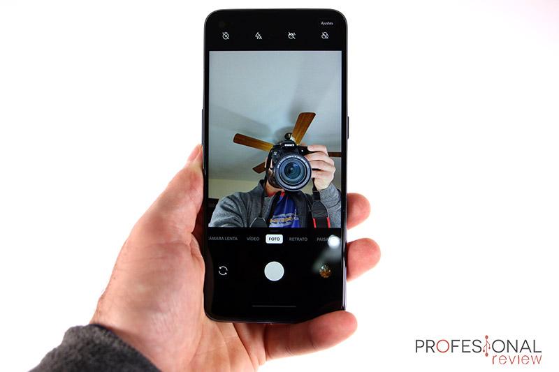 OnePlus Nord N10 5G Selfie