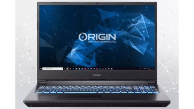 Photo of Origin NS-15, Poderoso portatil con hasta un Ryzen 9 5950X