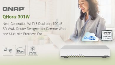 Photo of QNAP presenta el router QHora-301W