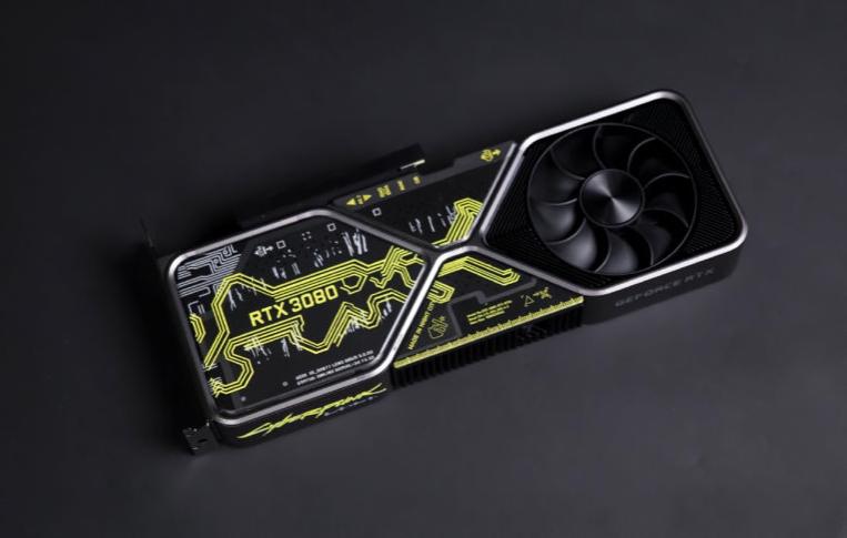 RTX 3080 cyberpunk