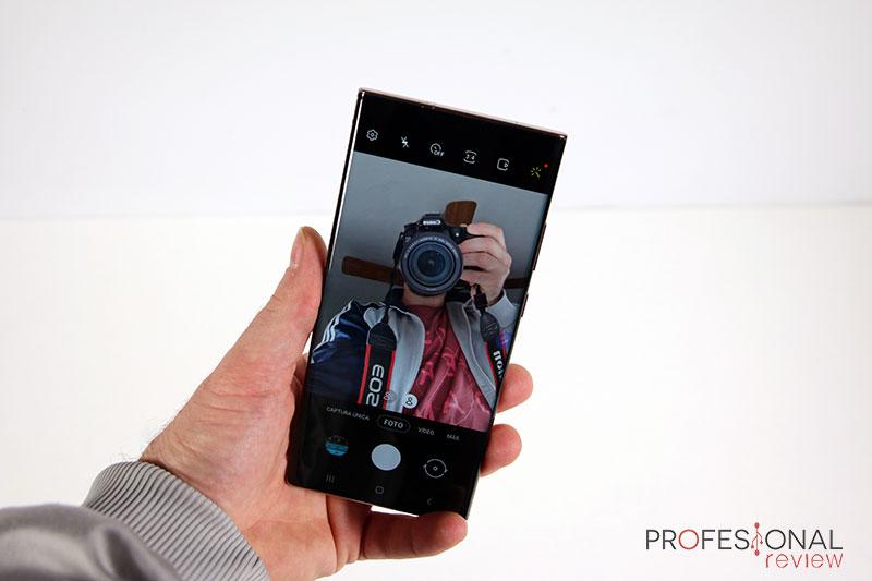 Samsung NOTE 20 Ultra 5G Selfie