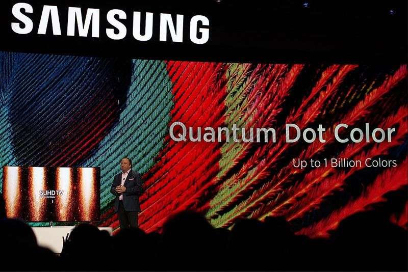 Samsung QD-OLED