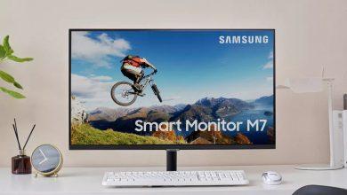 Photo of Samsung Smart Monitor M7, nuevo monitor con funciones de Smart TV