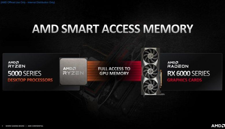 Photo of Smart Access Memory va a llegar a las placas base AMD 400