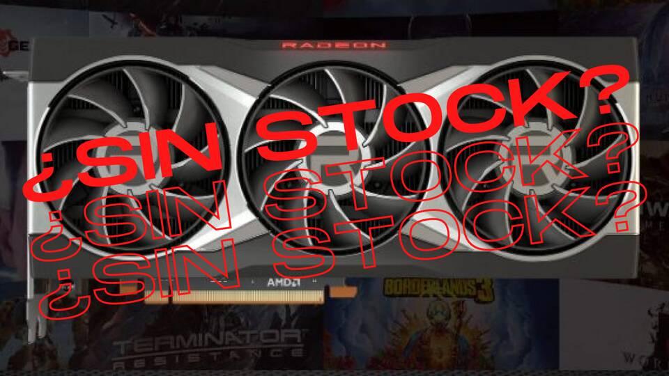 Stock RX 6800 XT